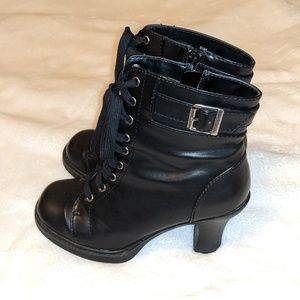Combat Style Boots
